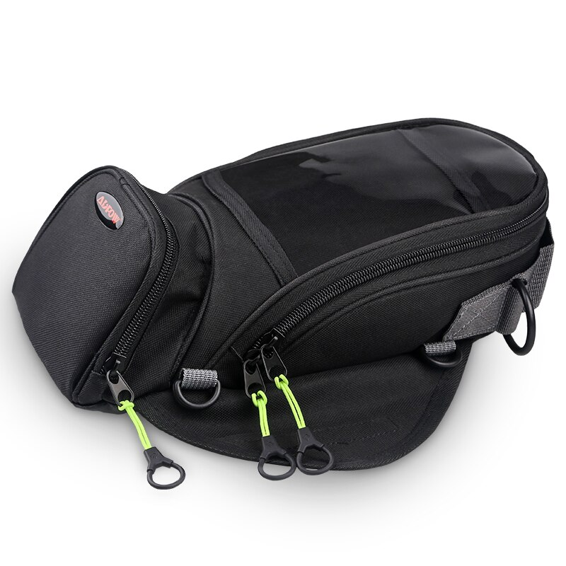 Motorcycle suitcases