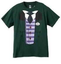 Haunted Mansion Parken T-shirt Liften Spoken Ghost Host Grote L