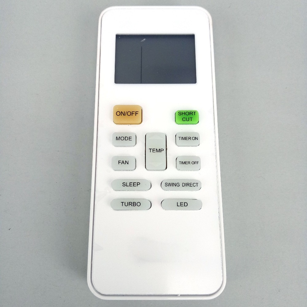NEW Original Remote Control Air Conditioner RG52B/BGE Use For Midea Remote Control Air Conditioner  Fernbedienung недорого