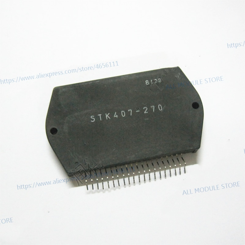 STK407-270 FREE SHIPPING NEW AND ORIGNIAL MODULE