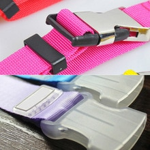 Sangle de bagage crochet porte-veste sac à main Anti-vol Anti-perte transporter pince Durable H7JP