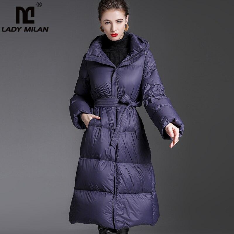 معطف نسائي بياقة منتصبة وأكمام طويلة, معطف أنيق برباط ، رداء خارجي للشتاء