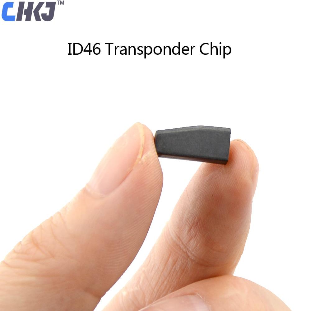 CHKJ ID46 PCF7936 Transponder Chip For Renault Mitsubishi BMW Peugeot 406 Blank Car Key Ceramics Carbon Unlock Chip