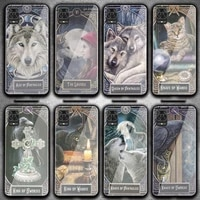 cute cartoon animal fox wolf phone case for redmi 4x 5 5plus 6 6a note 4 5 6 6pro 7 xiaomi 6 8se mix2s note 3 tempered glass