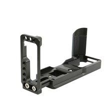 Flexível Lidar Com L Placa de Suporte Portátil para Câmera Fujifilm XT4 Acessórios Peças