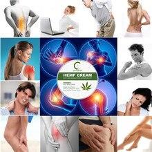 5000MG CBD пеньковый крем для лица, крем для боли в шее, семена конопли, крем для облегчения морщин, питательный артрит, облегчение боли, освежающ...