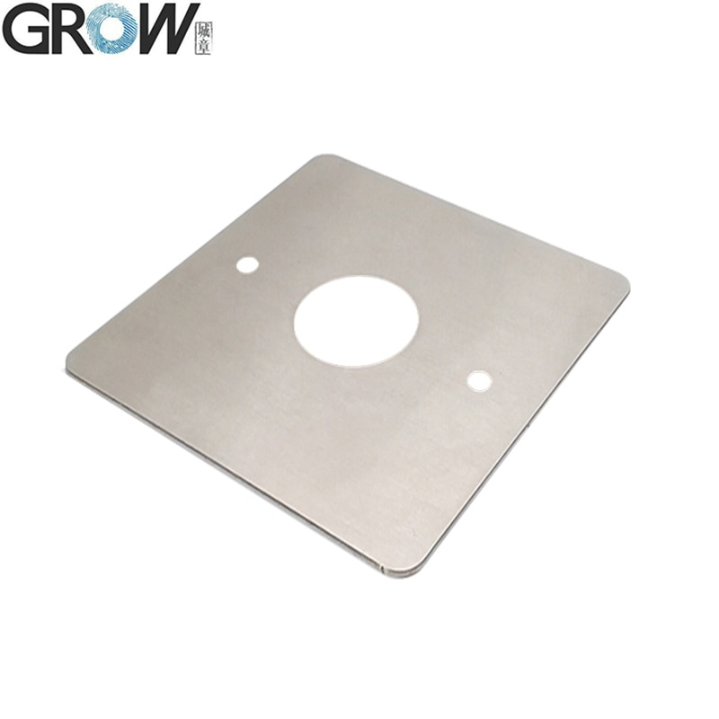 GRANDIR R503 plaque inox plus protection pour empreinte digitale Grow R503