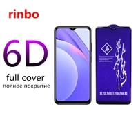 rinbo tempered glass for xiaomi redmi note 4x protective glass for mi a2 lite a1 redmi 5 plus 6a note 5 4x screen protector film
