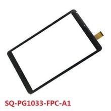 Nouveau 10.1 pouces écran tactile numériseur pour BQ-1045G Orion tablette tactile panneau verre capteur pour BQ Mobile BQ-1045G Orion