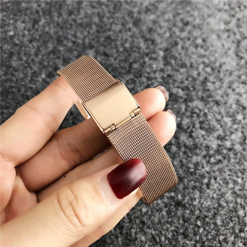 YUNAO 2021 New Product Hot Style Women's Watch New Fashion Simple Mesh Strap Watch Foreign Trade Women's Diamond Fashion Watch enlarge