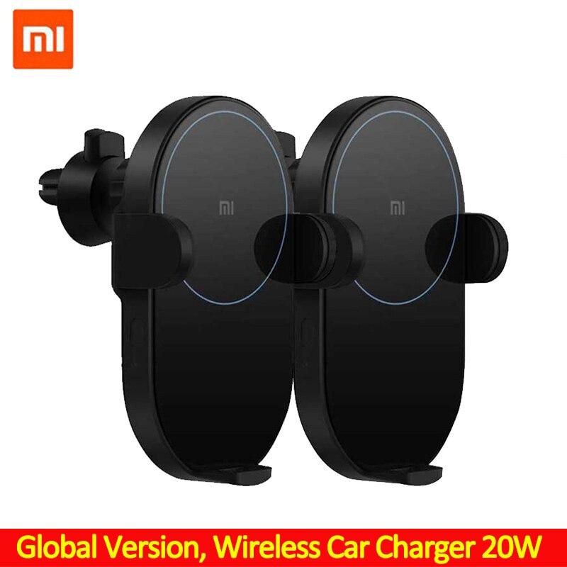 Xiaomi Wireless Car Charger 20W Max Electric Auto Pinch Qi Quick Charging...