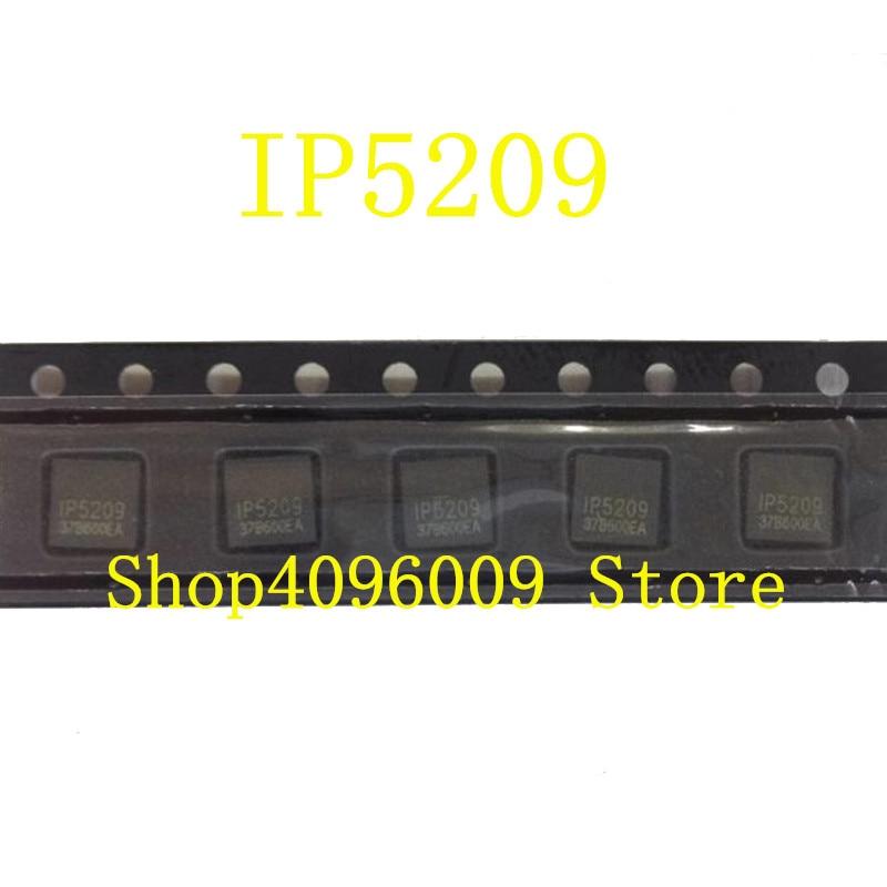 1pcs -10PCS/LOTNew original IP5209T IP5209 1P5209 QFN24 High integration mobile power SOC charging I