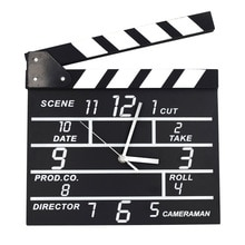 Reloj de Pared negro, mecanismo 3d grande Vintage, tablero de mensajes creativo, Relojes de Pared digitales, decoración del hogar, Reloj de Pared, regalo FZ483