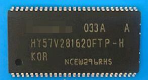 100% NOVA HY57V281620FTP-H