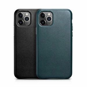 100% Genuine Leather Case For Iphone 11/11 Pro/11 Pro Max Luxury Real Cow Phone Cases Back For Iphone 11 Pro Max