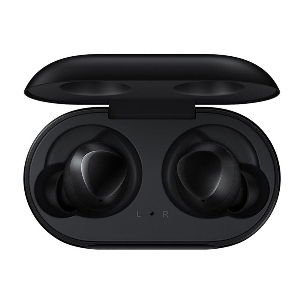 Auriculares Bluetooth realmente sin cables, auriculares negros para Samsung SM-R170 Galaxy Buds