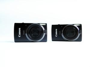 Специальная цена! Бывшая в употреблении цифровая камера CANON IXUS 155 HD Запись CCD 10x оптический зум простота использования