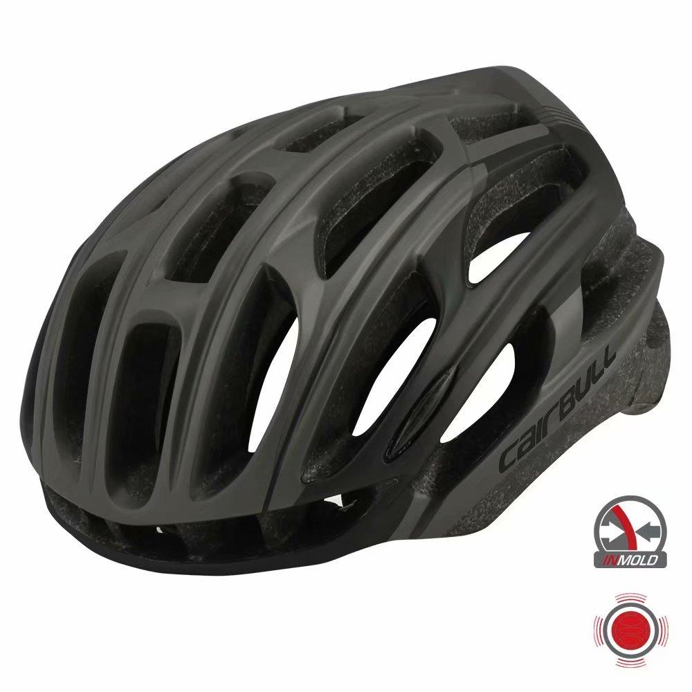 CAIRBULL-casco de Casco de Bicicleta de Carretera EPS con luz trasera, para...