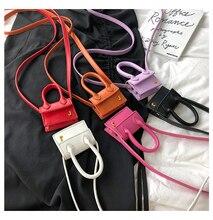 Sacs pour femmes 2020 couleur bonbon souper Mini bandoulière Desinger mode épaule sac de messager dames clés sacs à main et sacs à main