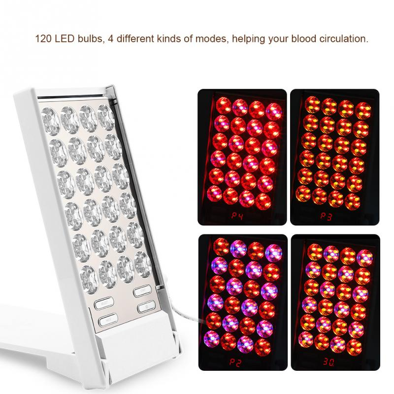 LED Photon Rejuvenation Apparatus Professional Therapy Acne Wrinkle Removal Face Body Care