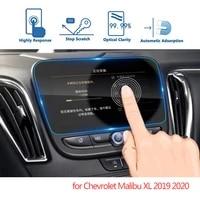 for chevrolet malibu xl 2019 2020 car navigation gps screen protector display screen tempered glass screen protective film