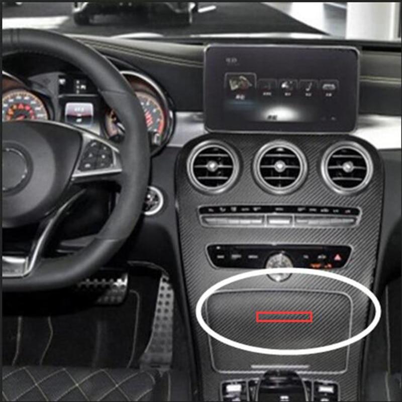 Эмблема в виде буквы 83 мм, значок для Mercedes Benz AMG, интерьерная центральная консоль, логотип Fob, аксессуар для стайлинга автомобиля, 3D наклейка для C E GLK GLA