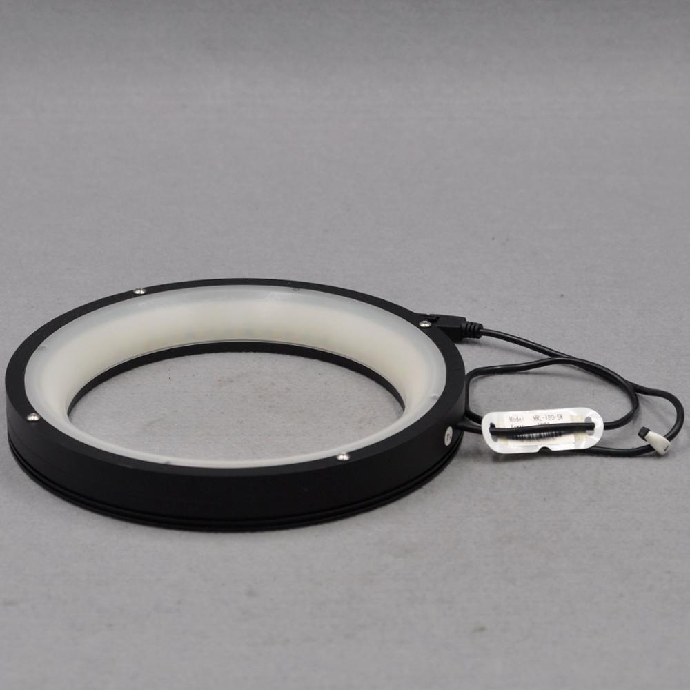 CST Machine Vision HRL-180-SW Ring Light 24VDC