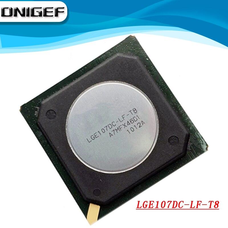 Dnigef (1 peça) 100% novo LGE107DC-LF-T8 lge107 lge107dc bga chipset