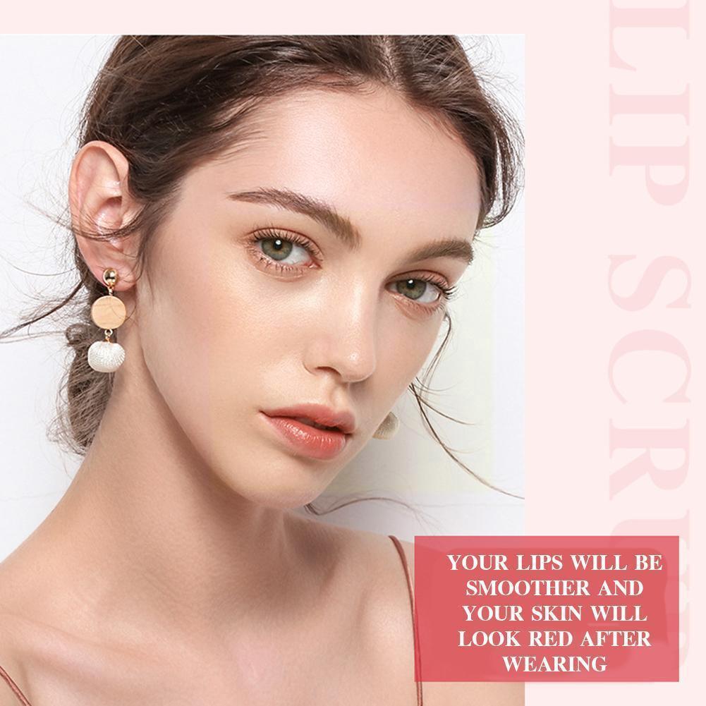 2017 new professional moisturizing full lips cosmetics remove dead skin mixiu brand lip care exfoliating lip scrub 10g Lip Nourishing Scrub Moisturizing Exfoliating Remove Lines Care Nourish Repair Lips Scrub Lip O3N0