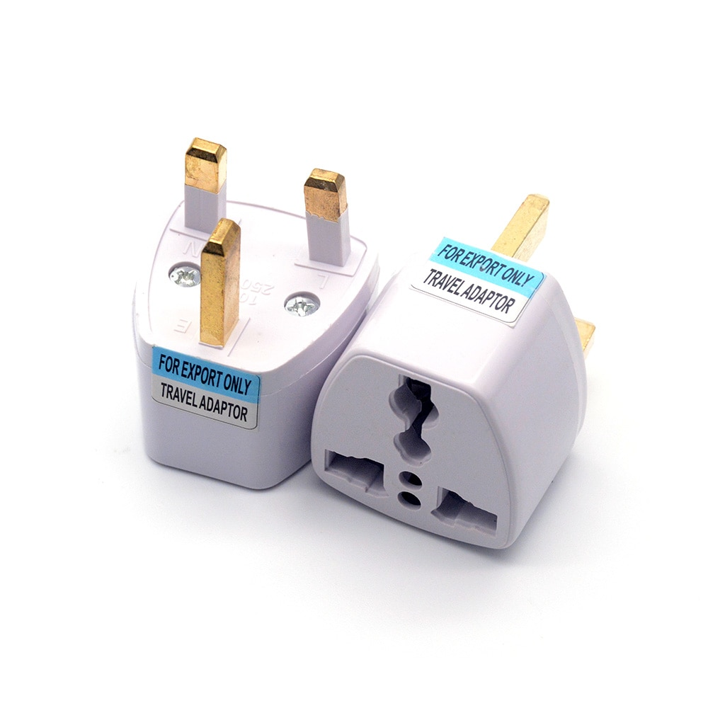 travel eu plug converter adapter 250v ac travel charger wall power plug socket with home adapter Universal US EU AU Converter To UK AC Travel Power Plug Charger Adapter Connector UK Plug