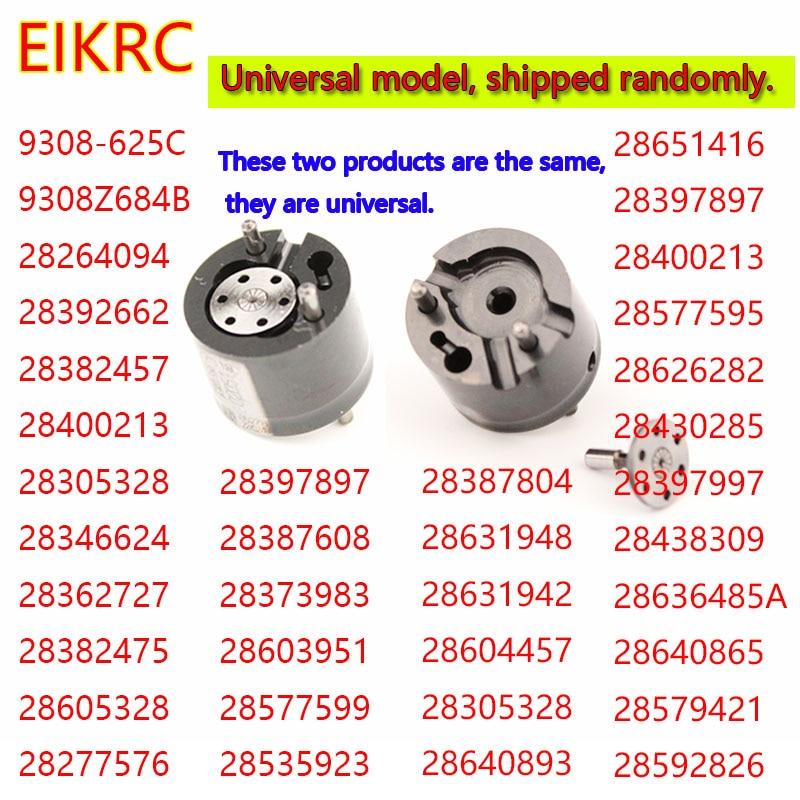 Válvula de control de Common Rail 9308-625C 28264094, 28392662, 28382457, 28400213, 28305328, 28346624, 28362727 de inyector modelo General