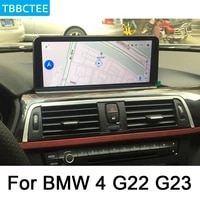 for bmw 4 series g22 g23 20182019 evo multimedia player stereo car android radio gps hd screen navigation navi media wifi map