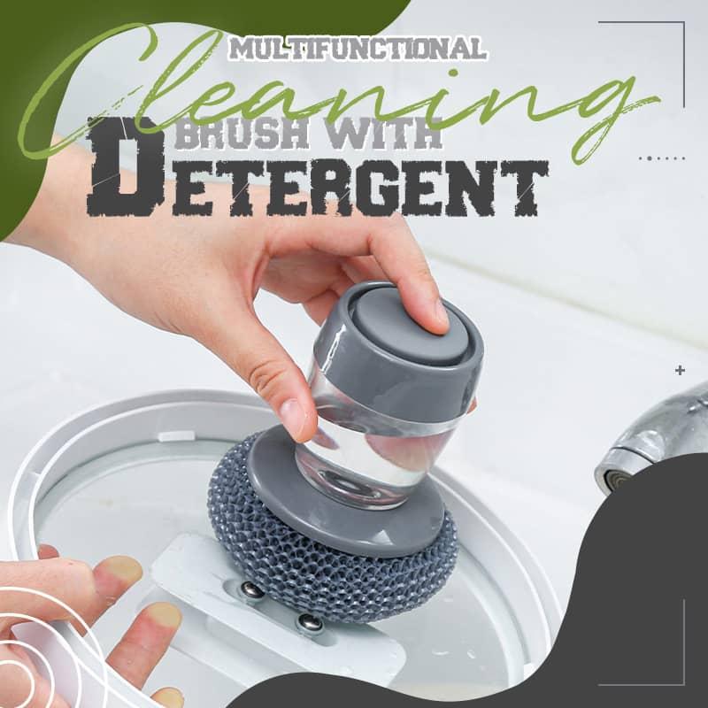 Кухонная щетка для дозирования мыла