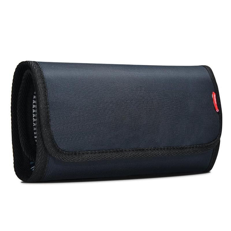 ABDB-Caden Filter Case 6 Pocket Camera Lens Filter Pouch Bag for 25Mm-86Mm Filters Waterproof for Canon Nikon Sony Camera Lens