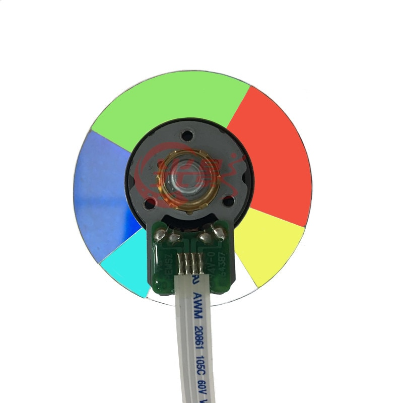 Rueda de color Original del proyector VIEWSONIC PJD5132 PJD5134 PJD5126 rueda de color