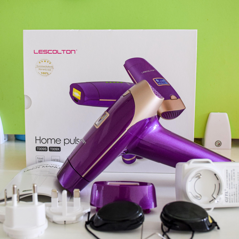 More lamps choose IPL Epilator laser Hair Removal LCD Display Machine Laser Permanent Bikini Trimmer Electric depiladora laser enlarge