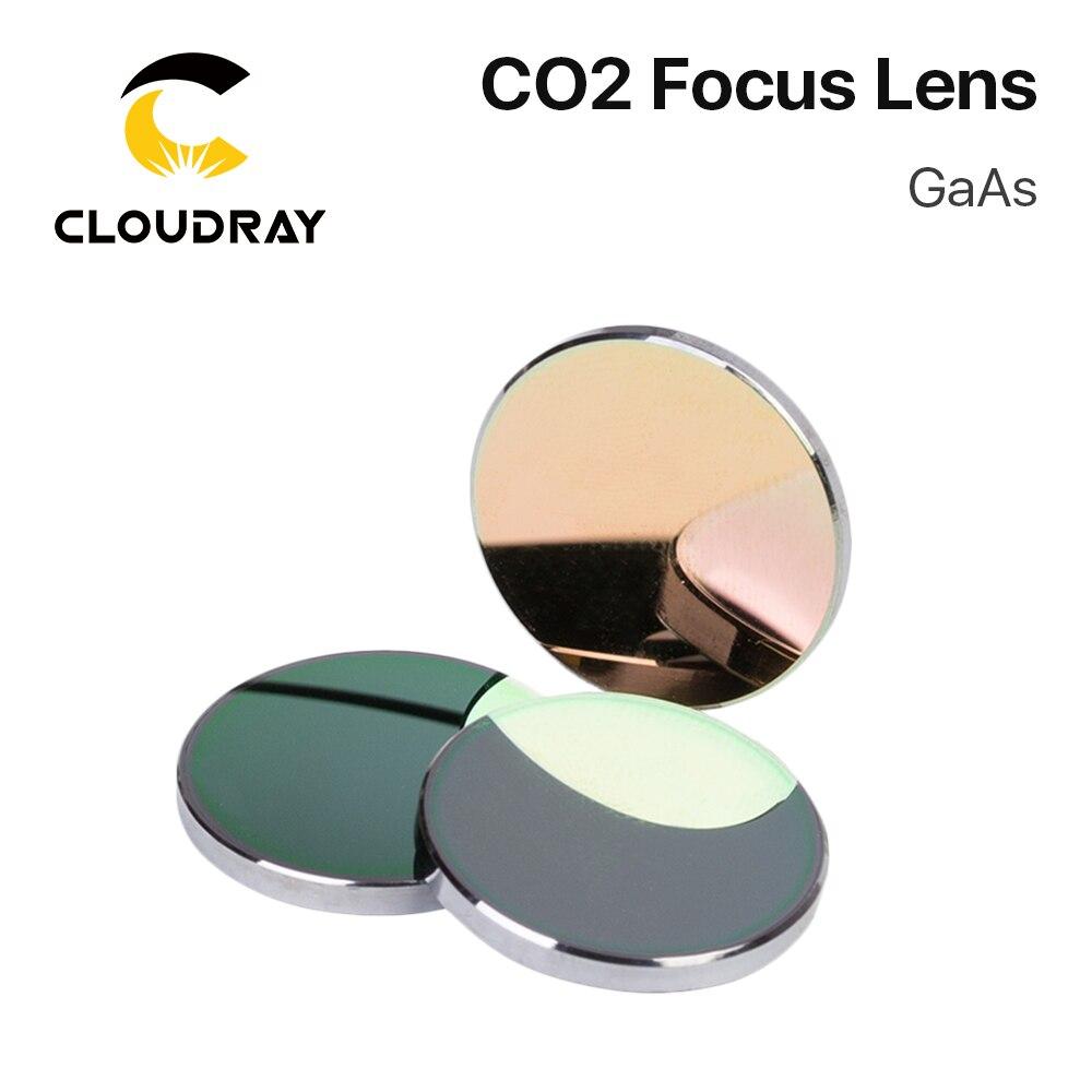 GaAs Cloudray GaAs-عدسة التركيز Dia. 19.05 / 20 مللي متر FL 50.8 63.5 101.6 مللي متر 1.5-4