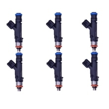 Kraftstoff Injektor Düsen Für 2000-2010 Jeep Cherokee KJ XK XH WH WK Dodge Dakota Nitro Ram1500 Pickup 3,7 L V6 0280158020 53032701AA