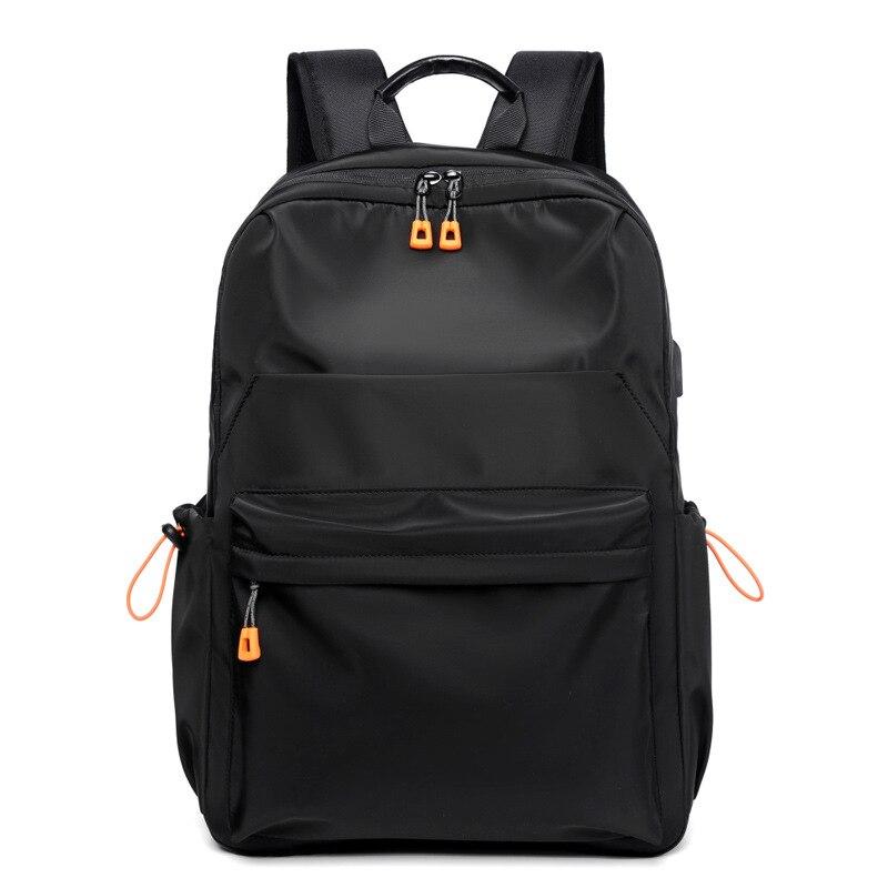 جديد التجارة الخارجية موضة طالب حقيبة مدرسية مقاوم للماء أكسفورد القماش حقيبة ظهر عادية للرجال والنساء حقيبة ظهر للكمبيوتر