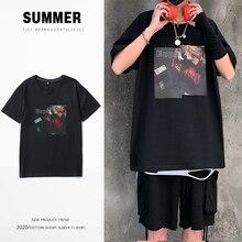 2020 designer original joe exotic mens graphic t shirts oversized streetwear for men hip hop clothes summer short sleeve top tee