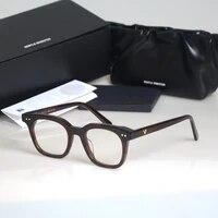 korea brand eyeglasses frame optical frames eyeglasses prescription gm glasses women men gentle south side myopia reading frames