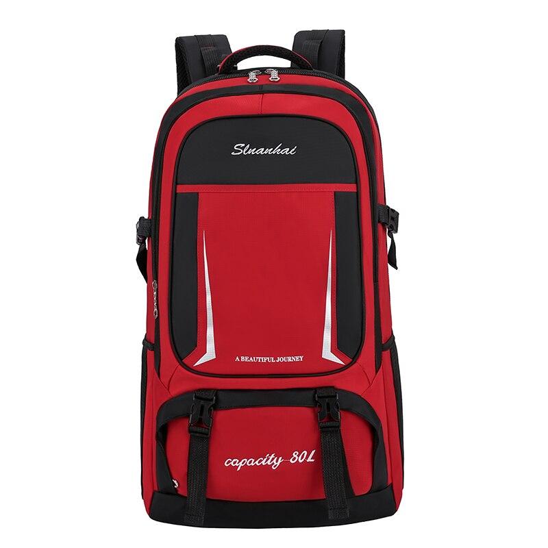 جديد حقيبة السفر في الهواء الطلق عادية سعة كبيرة Backbag مقاوم للماء الشباب ضوء عطلة تسلق الجبال مدرسة bagدائمة
