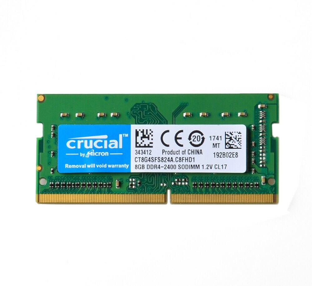 Crucial DDR4 portátil de memoria 2 GB 4GB 8GB 16GB 32 GB...