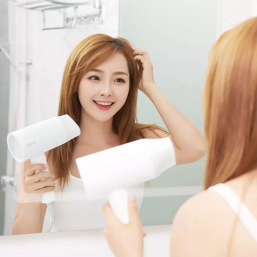 Xiaomi Showsee A2-W Anion Haar Föhn Negatieve Ionische Zorg Universele Professionele Krachtige Föhn Diffuser Voor Thuis 1800W enlarge