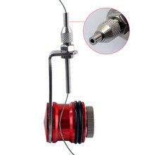 1Pc Portable pratique pêche canette noueur FG GT RP ligne fil outil de nouage câble connecteur pêche ligne enrouleur Machine
