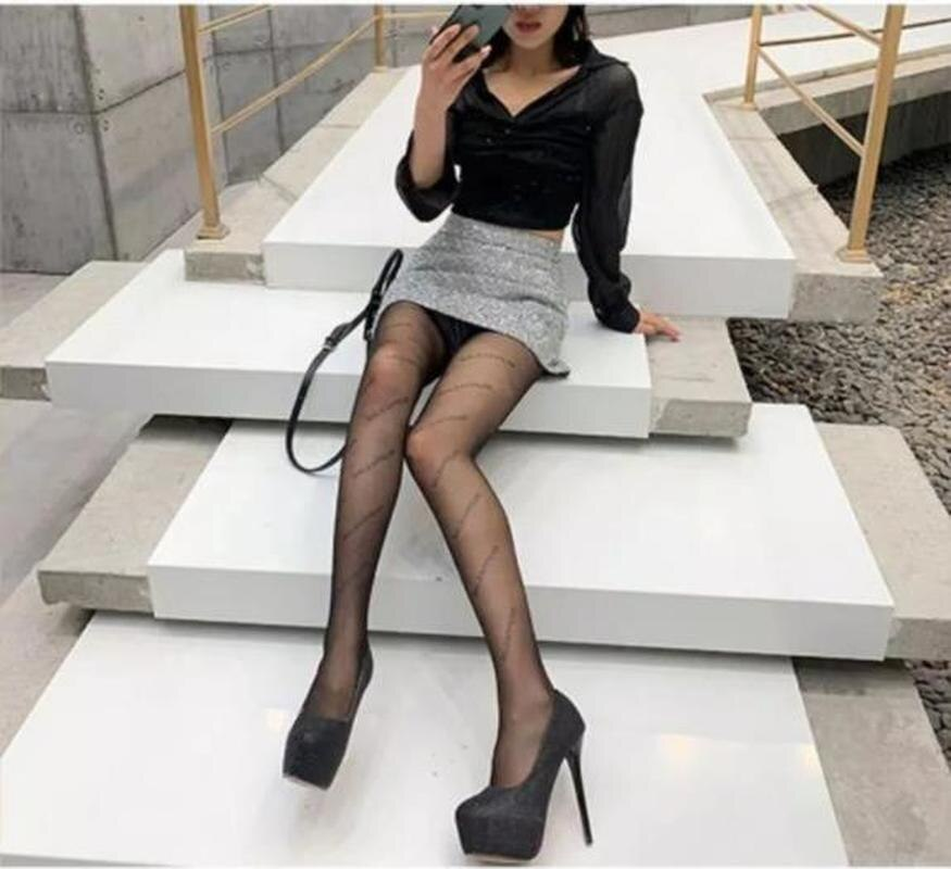 Stockings 1 Pair Tights Women High Quality Summer Sexy Lady Anti - Hook Silk Free Cut Womens Elasticity Breathable