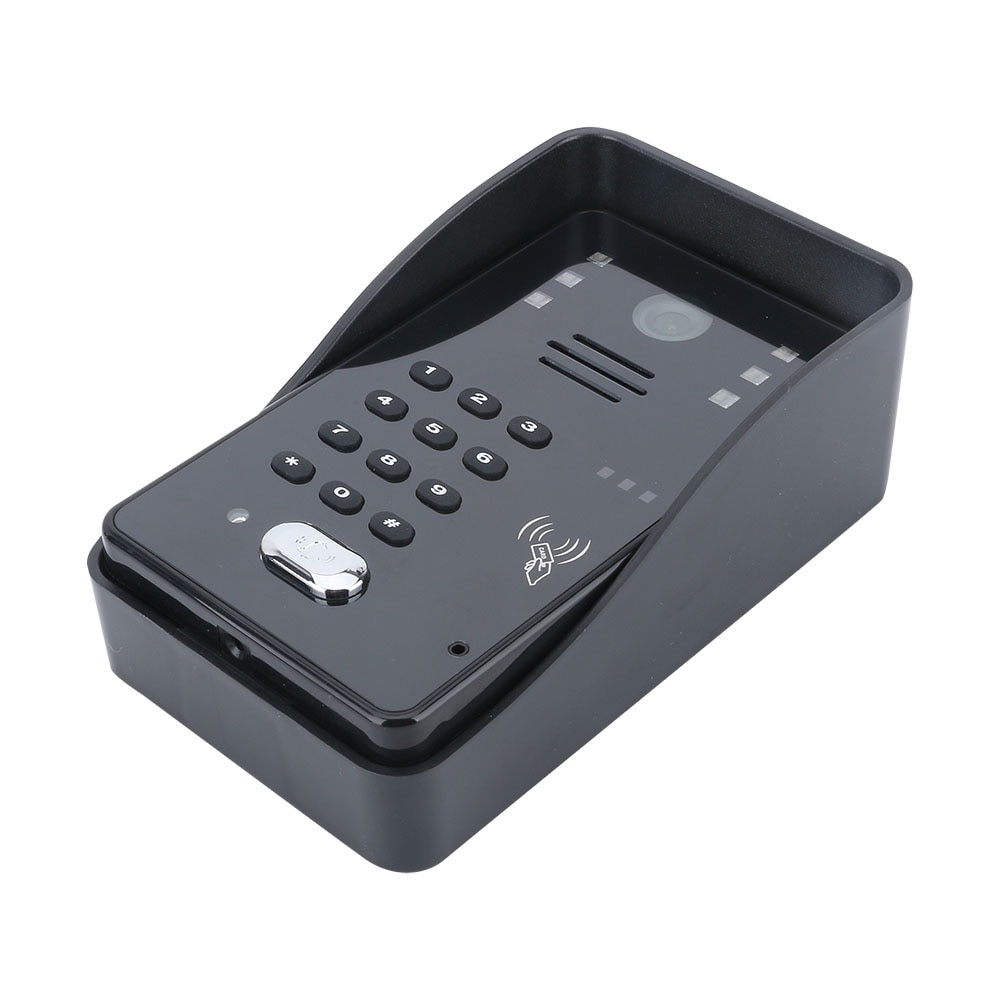 فيديو باب الهاتف جرس باب إنتركوم فقط تتفاعل كلمة السر IR-CUT 1000TV خط الكاميرا