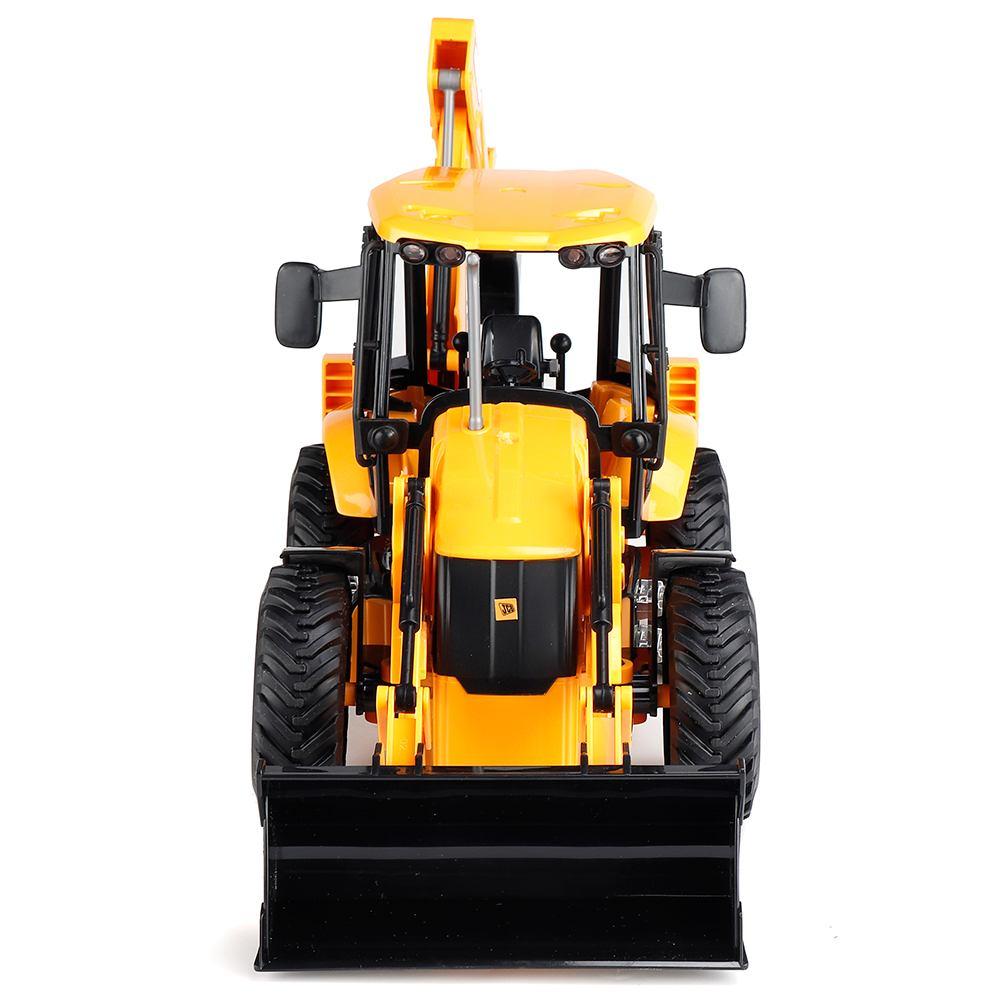 1/20 RC Excavator tractor Truck for kids caterpillar 2.4GHZ 11CH engineering car radio control remote controlled Toys for boys enlarge