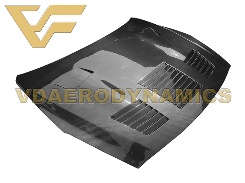 Adecuado para capó de motor de fibra de carbono Nissan GT-R R35 GTR VAD-TPV 08-16