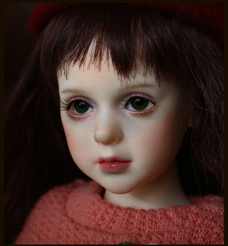 BJD куклы милая девочка кукла ремесло DS Rosa 1/4 шарнирные куклы